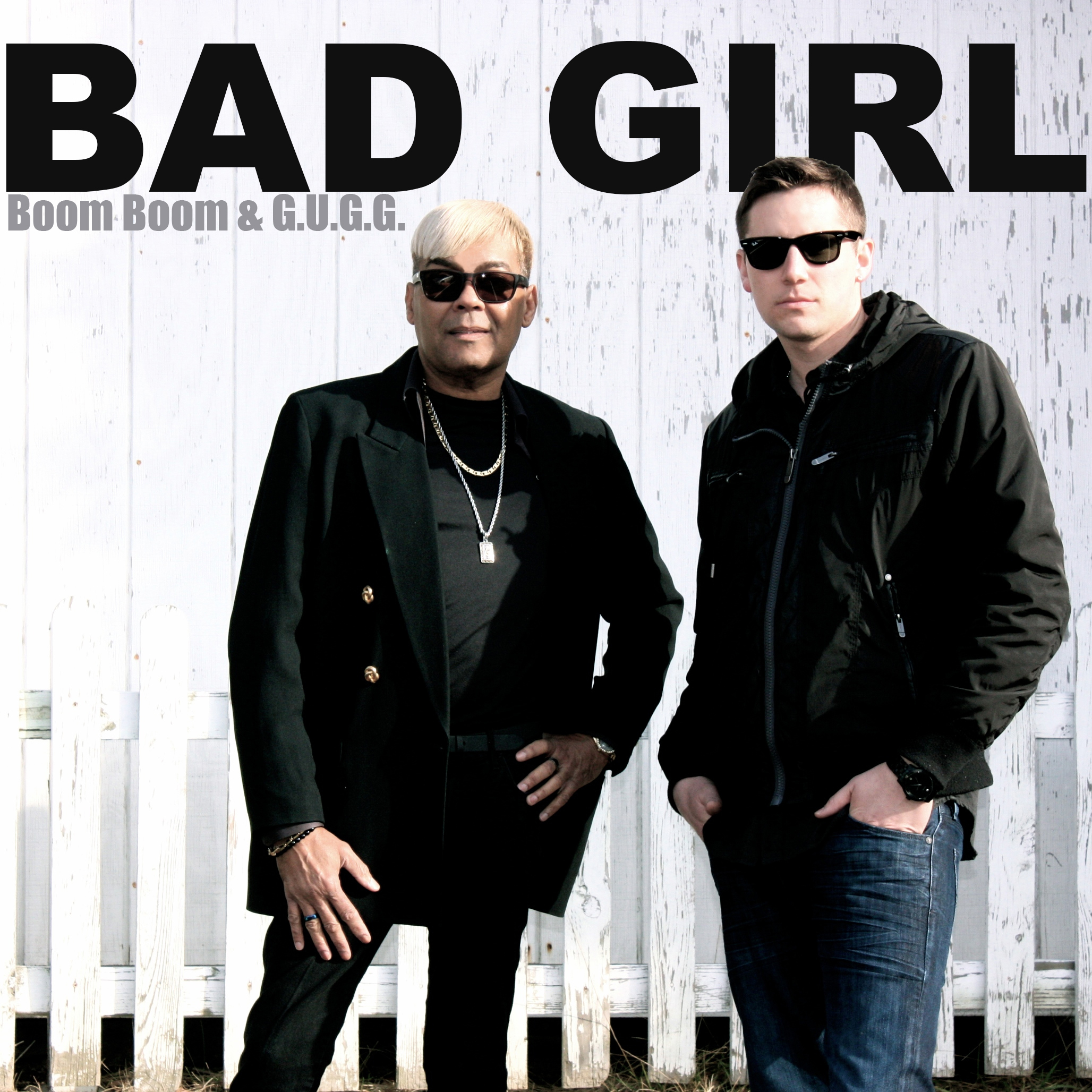 Bad Girl Cover001